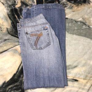 Seven jeans!